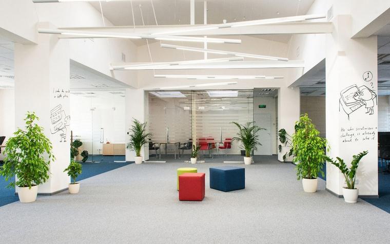 Дизайн офиса. офисы из проекта , фото №53166