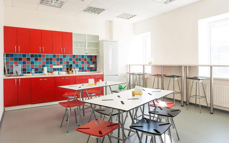 Дизайн офиса. офисы из проекта , фото №53167