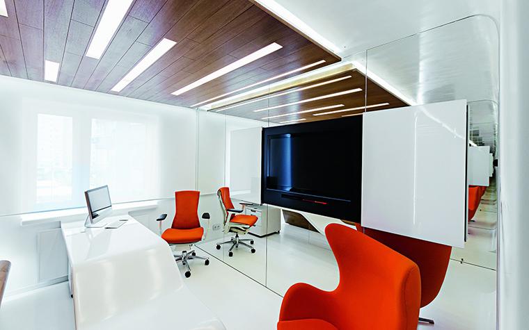 Фото № 53799 офисы  Дизайн офиса