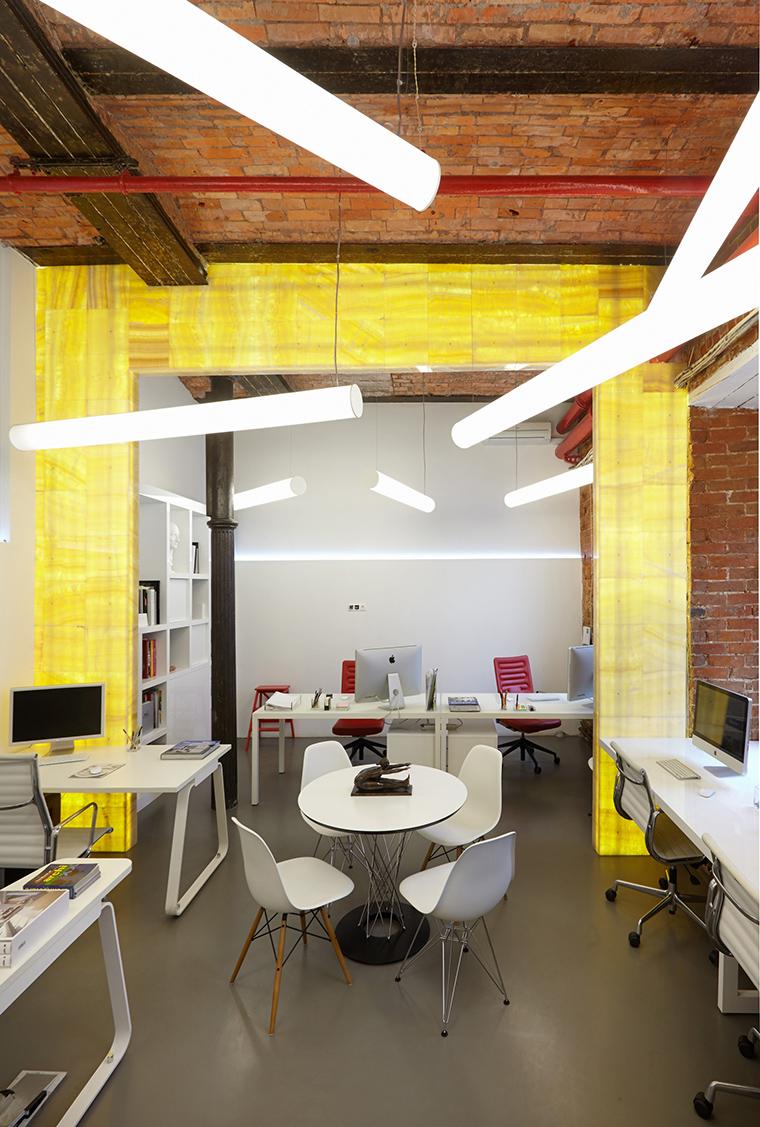 Дизайн офиса. офисы из проекта , фото №53833