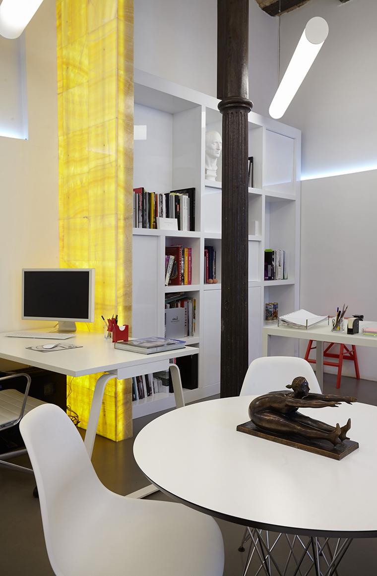 Дизайн офиса. офисы из проекта , фото №53834