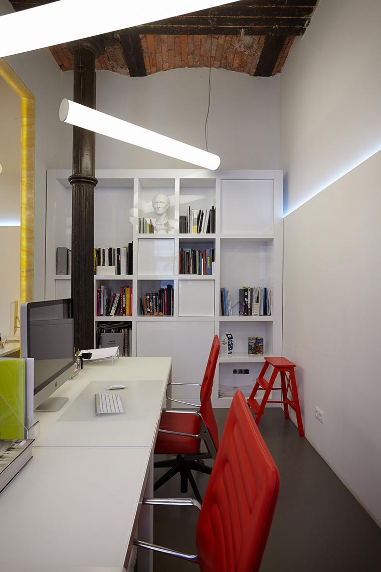 Дизайн офиса. офисы из проекта , фото №53837