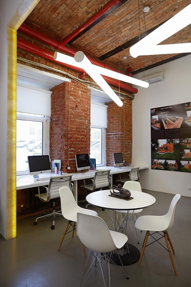 Дизайн офиса. офисы из проекта , фото №53838