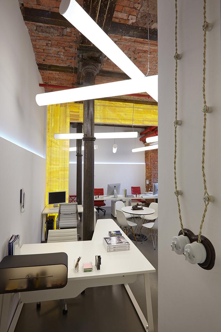 Дизайн офиса. офисы из проекта , фото №53839