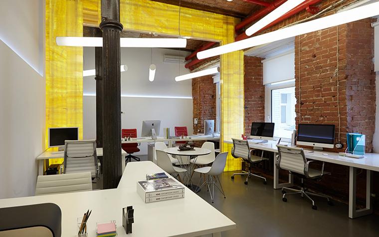 Дизайн офиса. офисы из проекта , фото №53840