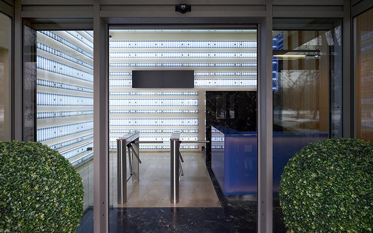 Дизайн офиса. офисы из проекта , фото №53918
