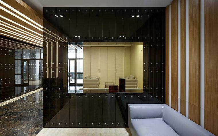 Дизайн офиса. офисы из проекта , фото №53928