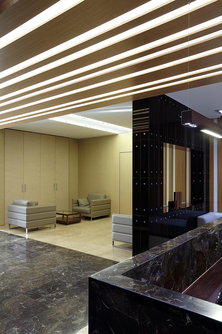 Дизайн офиса. офисы из проекта , фото №53929