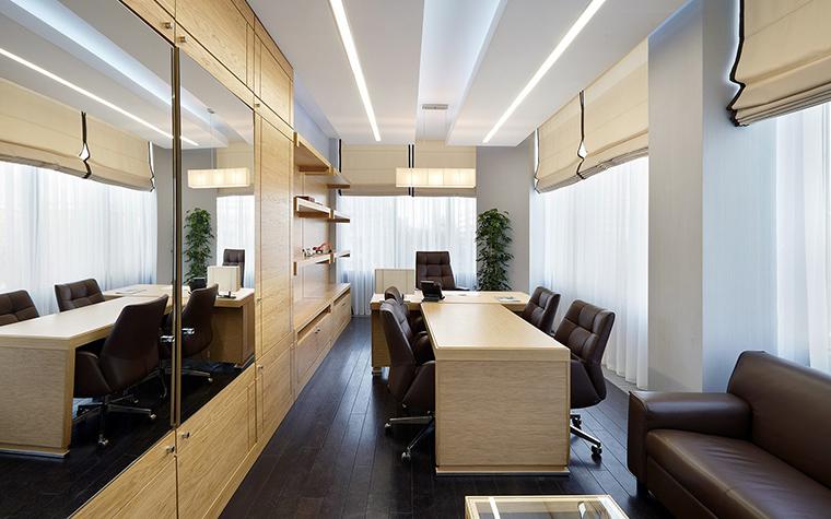 Дизайн офиса. офисы из проекта , фото №53930
