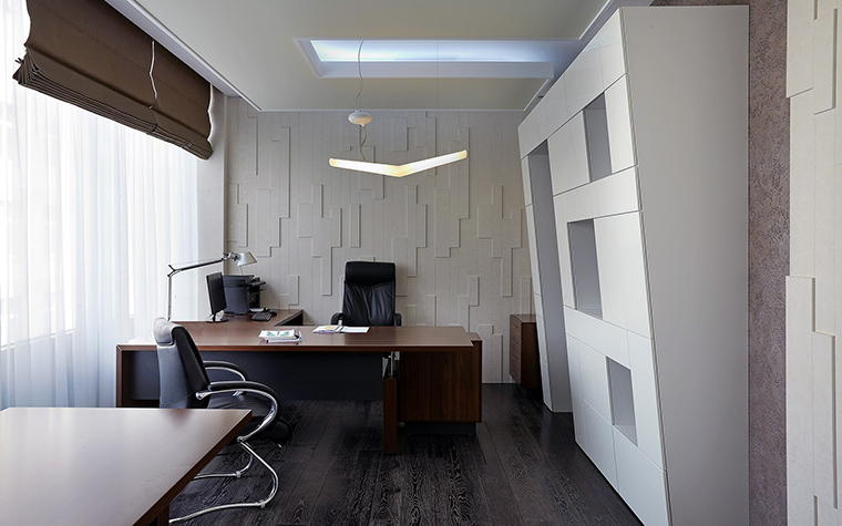 Дизайн офиса. офисы из проекта , фото №53931