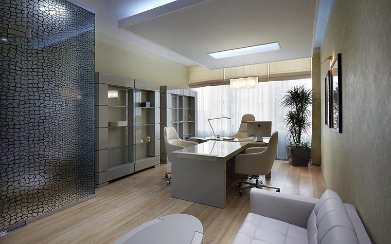 Дизайн офиса. офисы из проекта , фото №53932