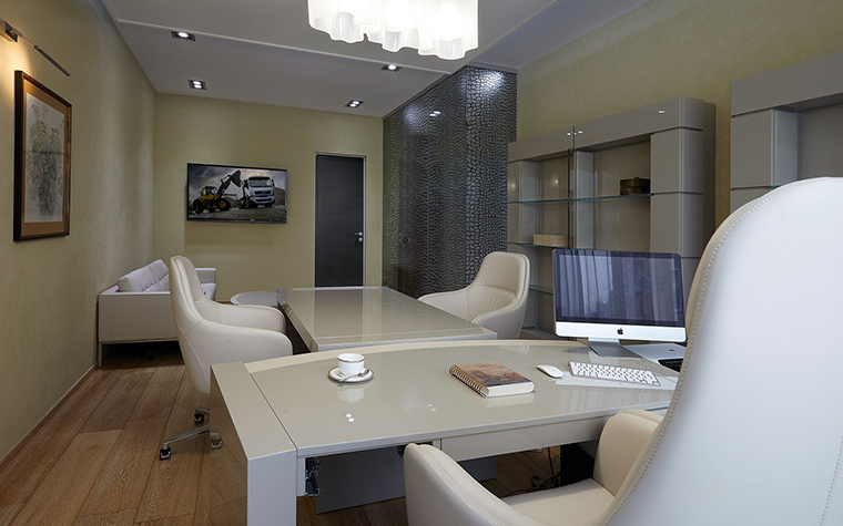Дизайн офиса. офисы из проекта , фото №53933