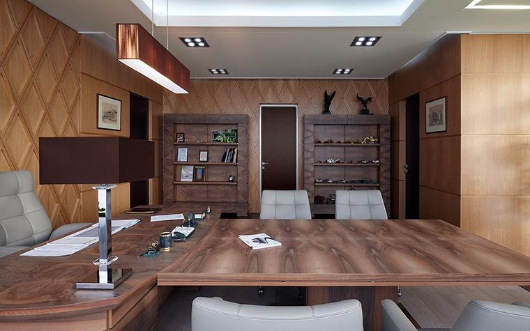 Дизайн офиса. офисы из проекта , фото №53935