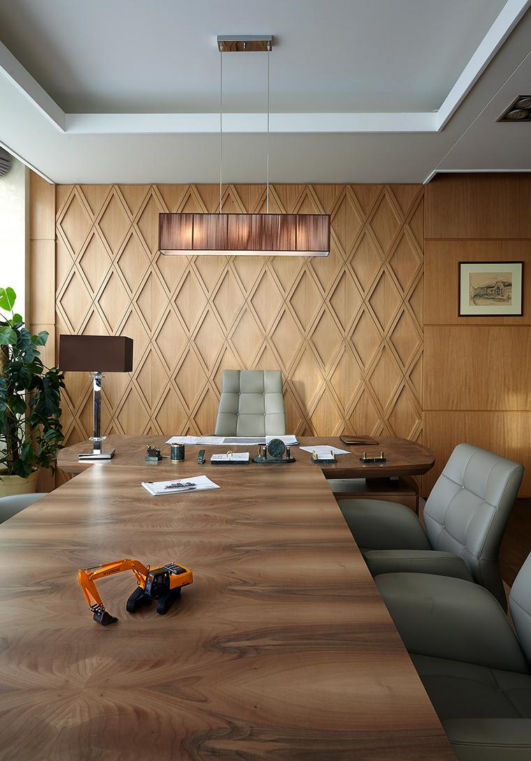 Дизайн офиса. офисы из проекта , фото №53936
