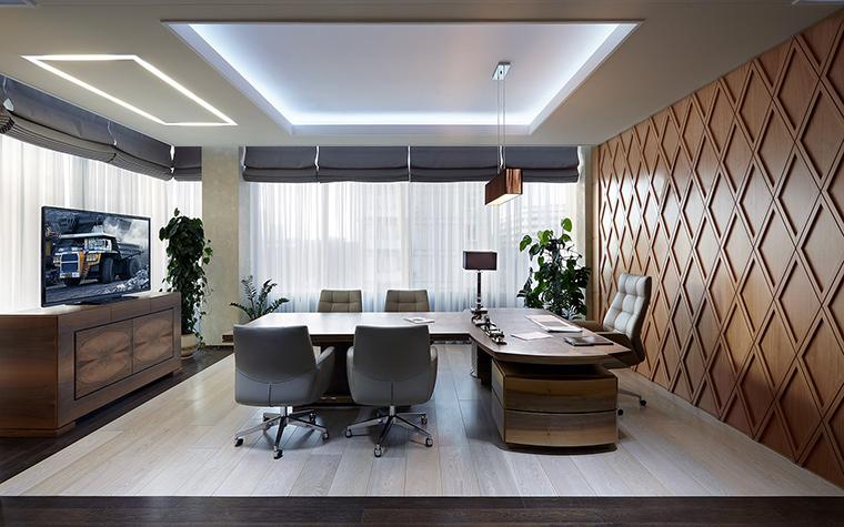 Дизайн офиса. офисы из проекта , фото №53937