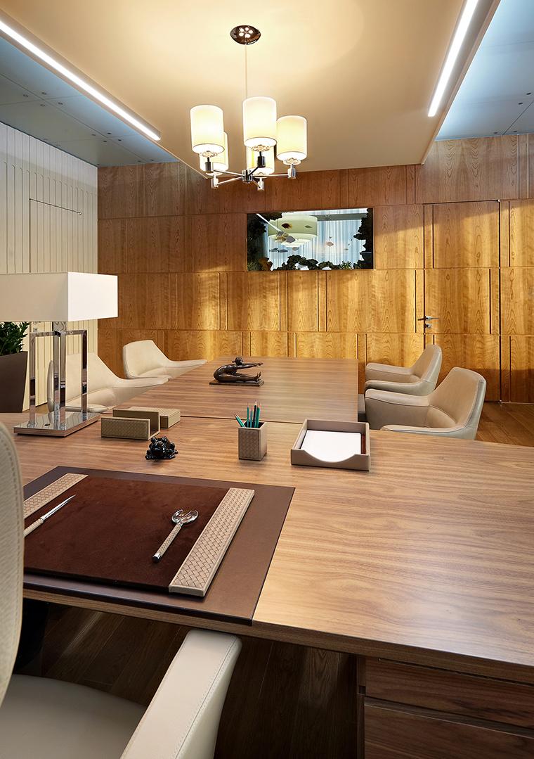 Дизайн офиса. офисы из проекта , фото №53939