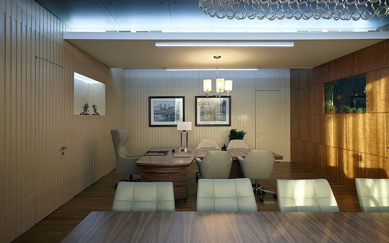 Дизайн офиса. офисы из проекта , фото №53942