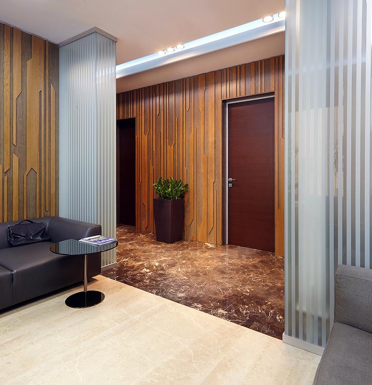 Дизайн офиса. офисы из проекта , фото №53945