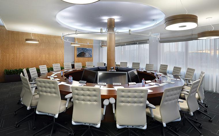 Дизайн офиса. офисы из проекта , фото №53946