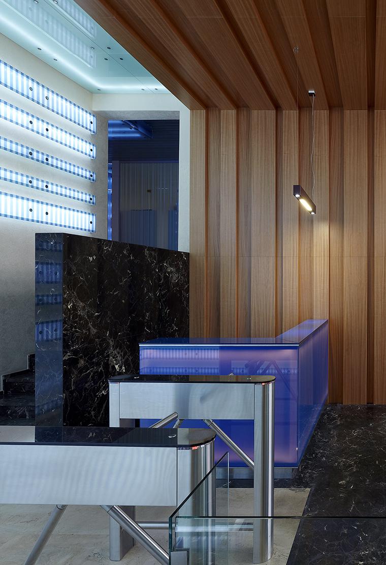 Дизайн офиса. офисы из проекта , фото №53920