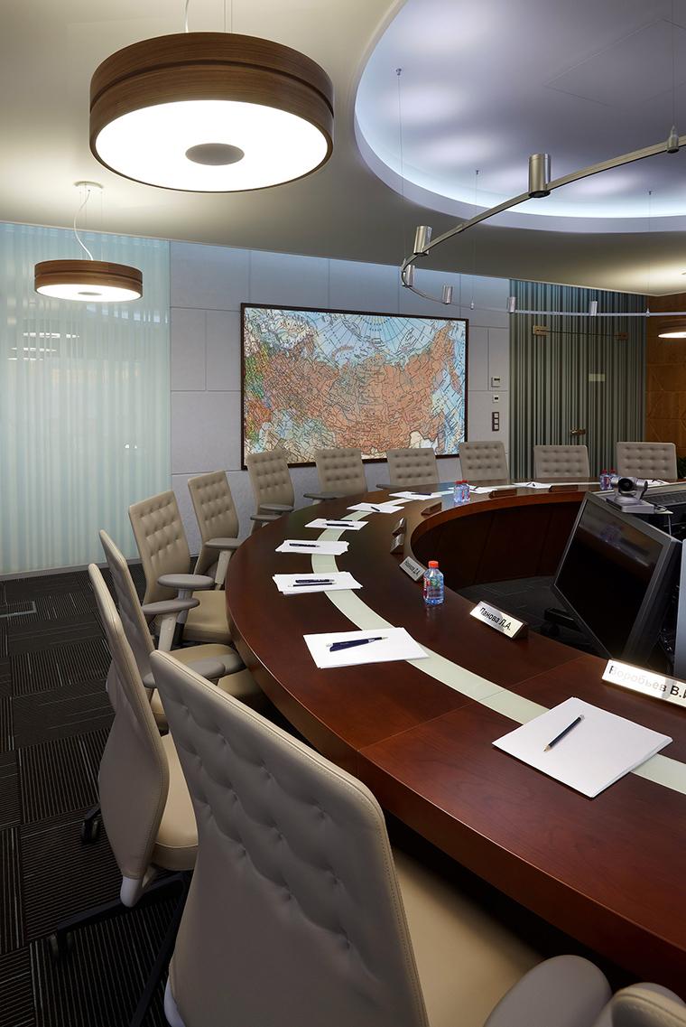 Дизайн офиса. офисы из проекта , фото №53947