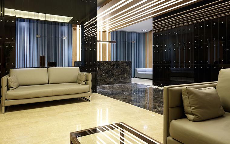 Дизайн офиса. офисы из проекта , фото №53951