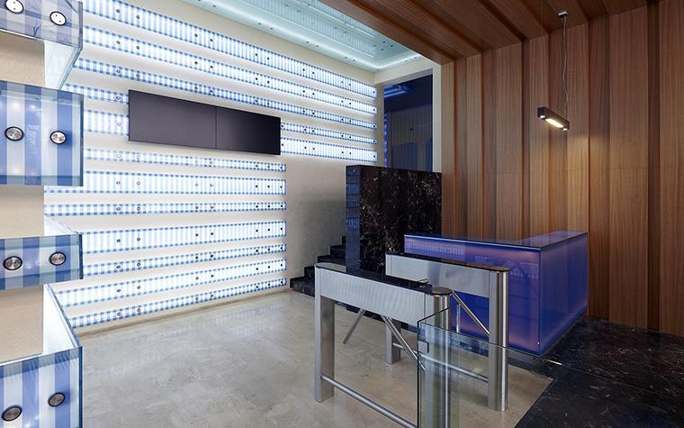 Дизайн офиса. офисы из проекта , фото №53922