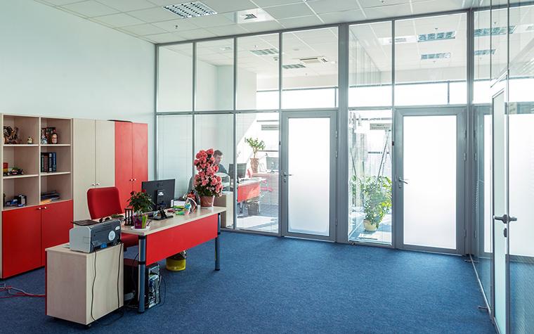 Дизайн офиса. офисы из проекта , фото №53972