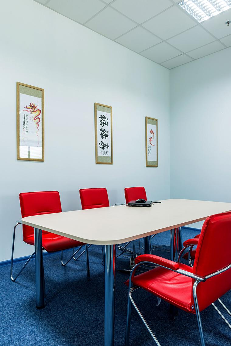 Дизайн офиса. офисы из проекта , фото №53980