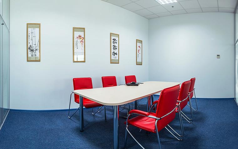 Дизайн офиса. офисы из проекта , фото №53981