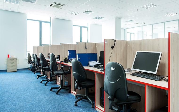 Дизайн офиса. офисы из проекта , фото №53982