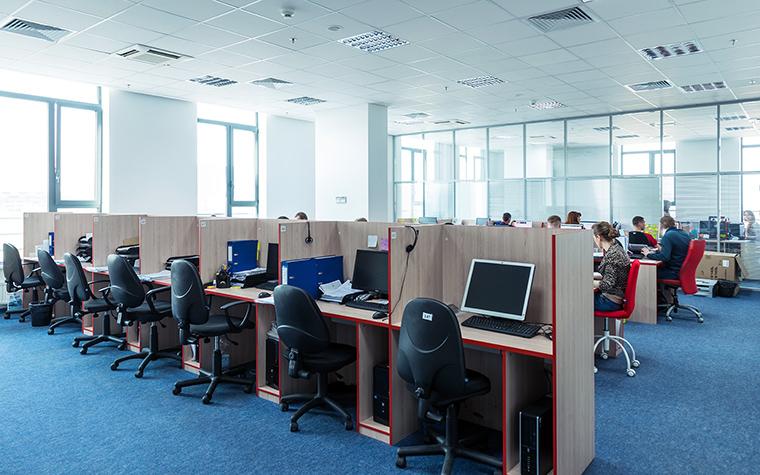 Дизайн офиса. офисы из проекта , фото №53984