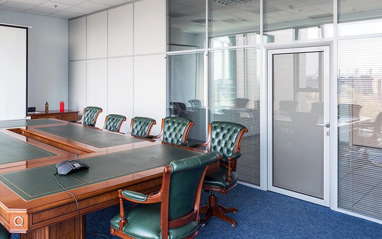 Дизайн офиса. офисы из проекта , фото №53989