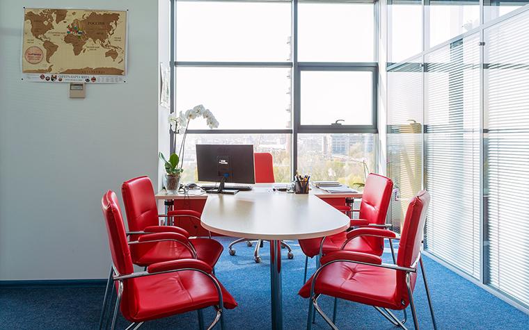 Дизайн офиса. офисы из проекта , фото №53974