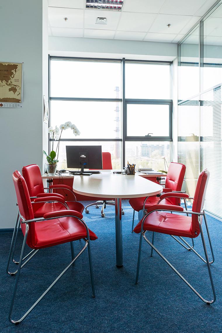 Дизайн офиса. офисы из проекта , фото №53975