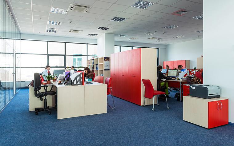 Дизайн офиса. офисы из проекта , фото №53976