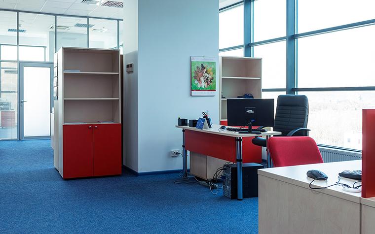 Дизайн офиса. офисы из проекта , фото №53977