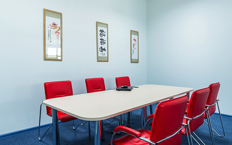 Дизайн офиса. офисы из проекта , фото №53994