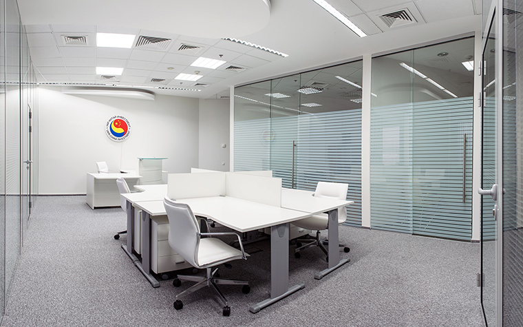 Фото № 54225 офисы  Дизайн офиса