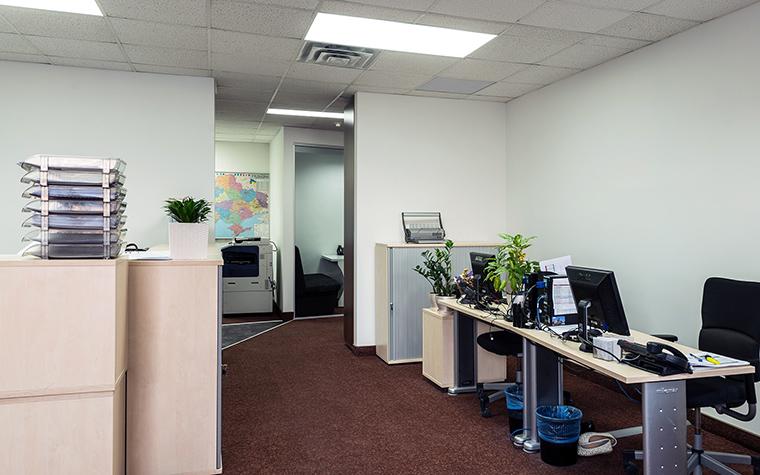 Фото № 54480 офисы  Дизайн офиса