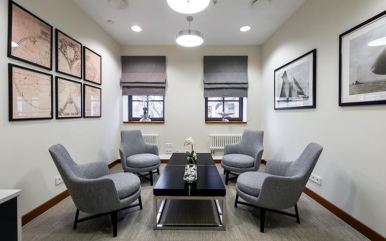 Дизайн офиса. офисы из проекта , фото №54498