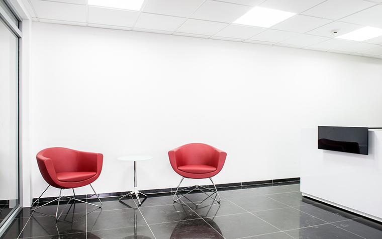 Дизайн офиса. офисы из проекта , фото №54563