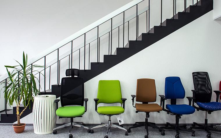 Дизайн офиса. офисы из проекта , фото №54573
