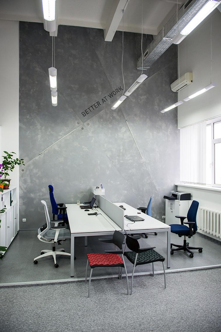 Дизайн офиса. офисы из проекта , фото №54574