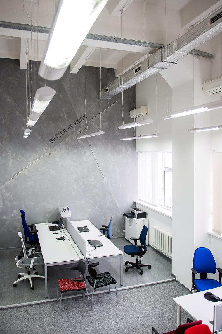 Дизайн офиса. офисы из проекта , фото №54575