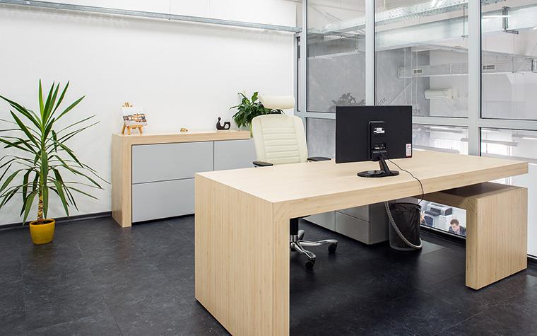 Дизайн офиса. офисы из проекта , фото №54580