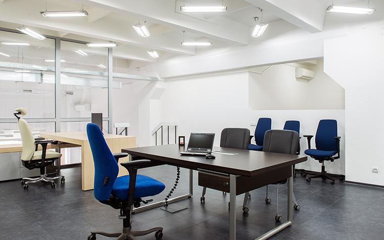 Дизайн офиса. офисы из проекта , фото №54587