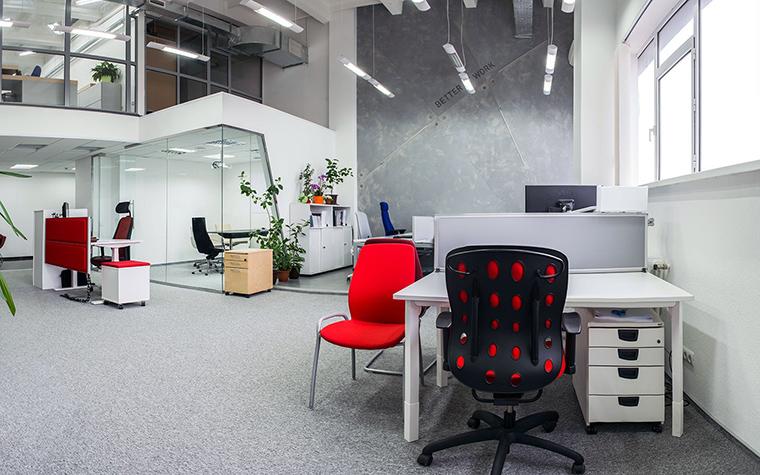 Дизайн офиса. офисы из проекта , фото №54567