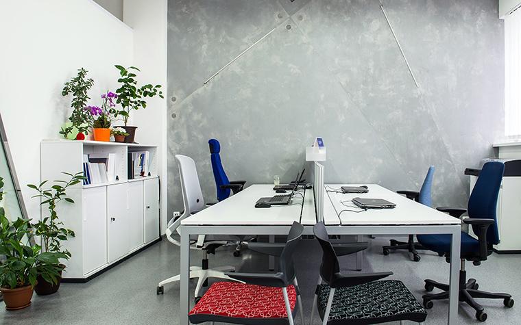 Дизайн офиса. офисы из проекта , фото №54571