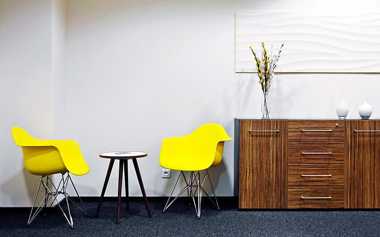 Дизайн офиса. офисы из проекта , фото №55390